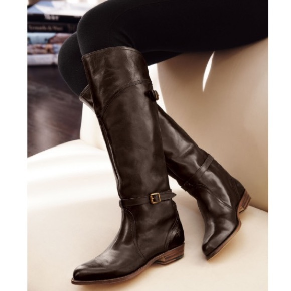 outlet amazing price Frye Women's Dorado Leather Ridi... discount cheap price best place cheap price cheap sale real 0PEE39CX